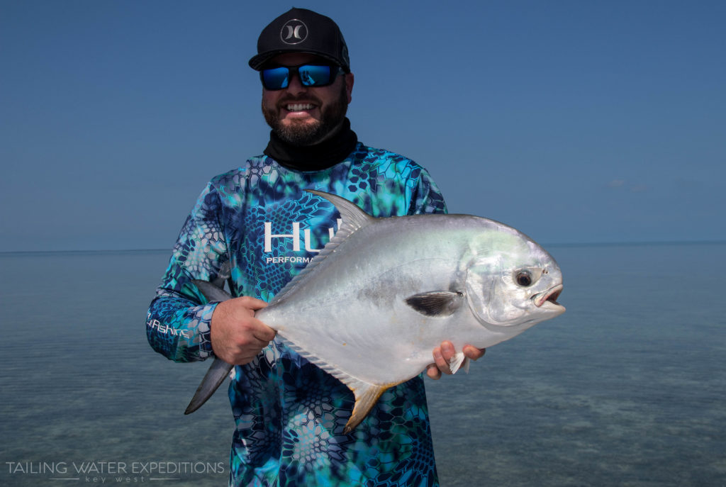 Fishing in Key West, Florida is a blast with Tailing Water Expeditions