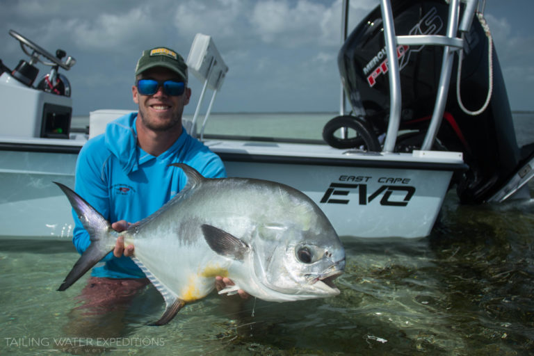 Key West is known for big permit and for good reason!