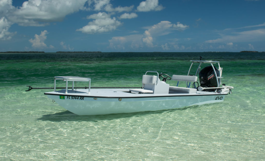 A flats fishing machine. If you want to be the best, use the best.