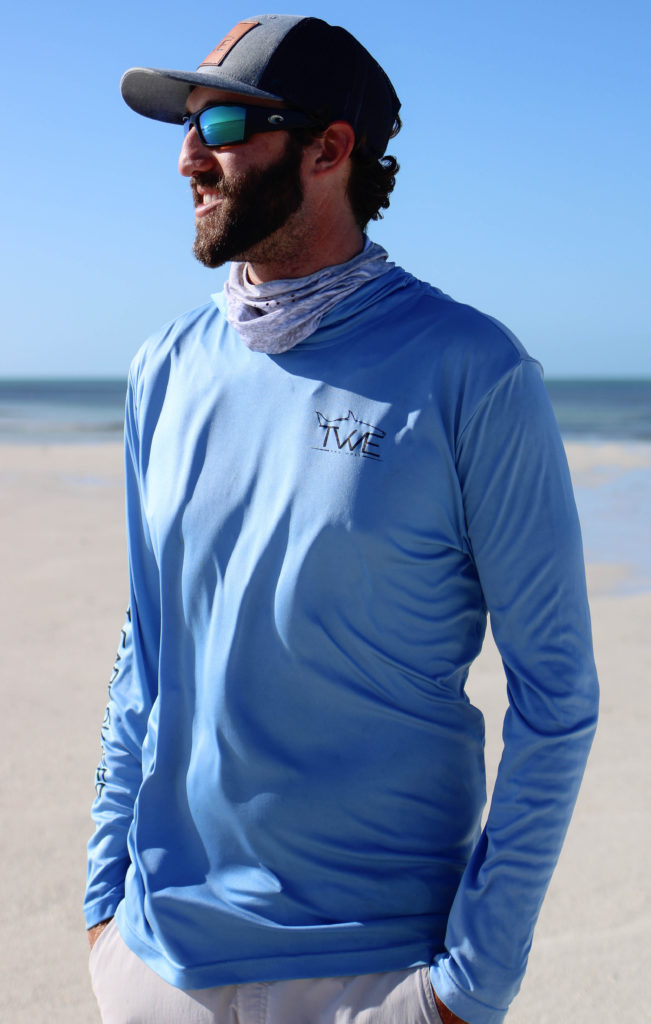 T.W.E. Performance Fishing Shirts